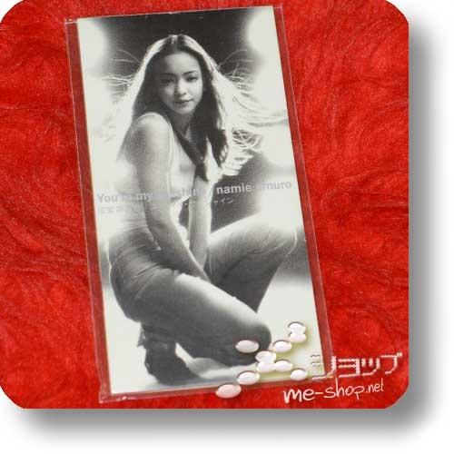 "NAMIE AMURO - You're my sunshine (3""/8cm-CD) (Re!cycle)-0"