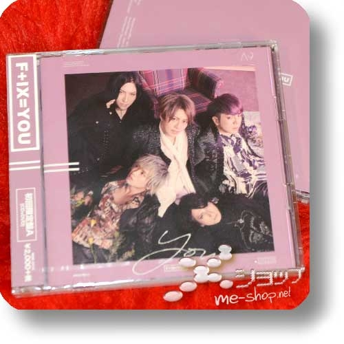 A9 - F+IX=YOU (lim.CD+DVD A-Type) (Λ9 / Alice Nine)-0