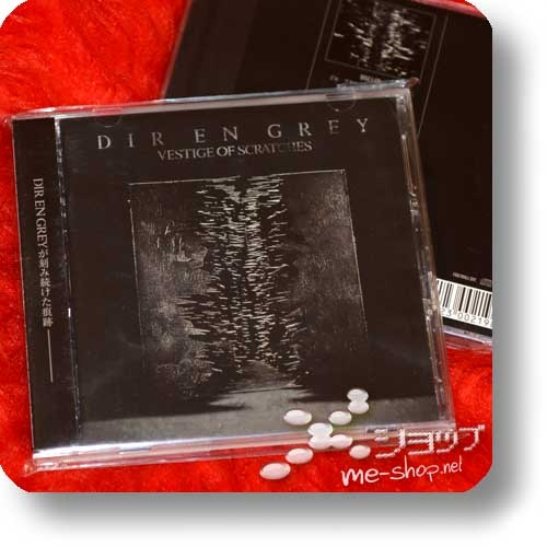 DIR EN GREY - VESTIGE OF SCRATCHES (3CD)-0