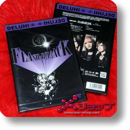 DELUHI - FLASH:B[L]ACK DVD+CD (Re!cycle)-0