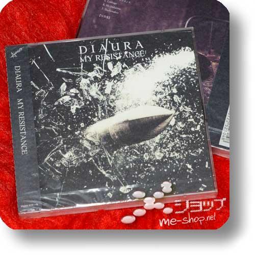 DIAURA - MY RESISTANCE lim.CD+Photobooklet B-Type (Re!cycle)-0