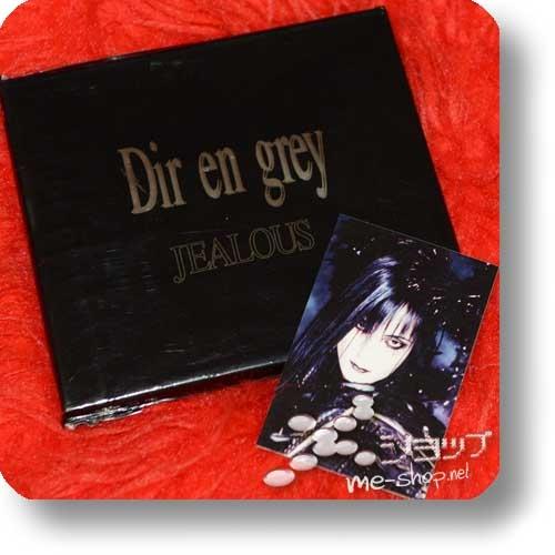 DIR EN GREY - JEALOUS (1.Press inkl.Tradingcard!) (Re!cycle)-23231