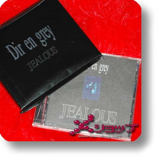 DIR EN GREY - JEALOUS (1.Press inkl.Tradingcard!) (Re!cycle)-23233