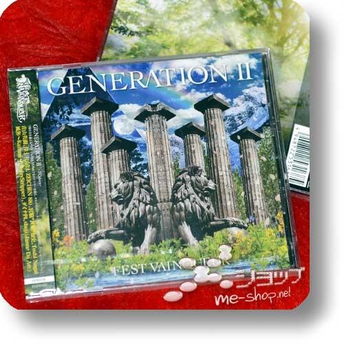 FEST VAINQUEUR - GENERATION 2 ~7Colors~ (lim.CD+DVD) (Babymetal, Bull Zeichen 88, DaizyStripper, Janne Da Arc)-0