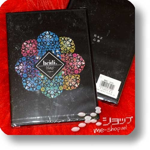 heidi. - Ray (Type-A CD+Photobooklet)-0