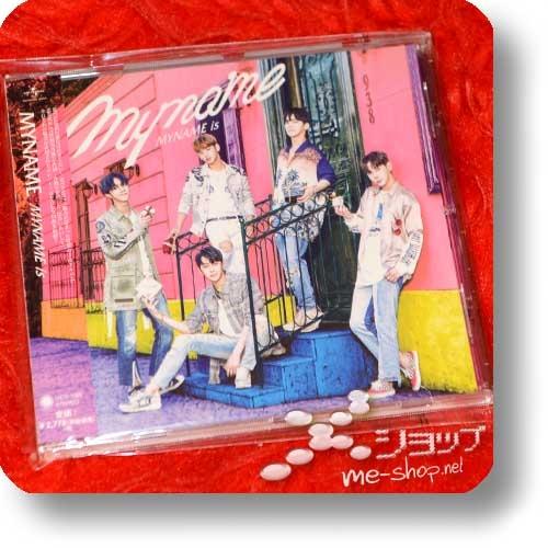 MYNAME - MYNAME is (Japan 5th Album) (Re!cycle)-0