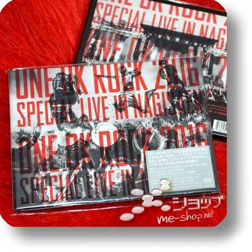 ONE OK ROCK - 2016 SPECIAL LIVE IN NAGISAEN (2DVD / lim.Digibook)-0