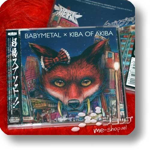 BABYMETAL x KIBA OF AKIBA (Split-EP 2012)-0