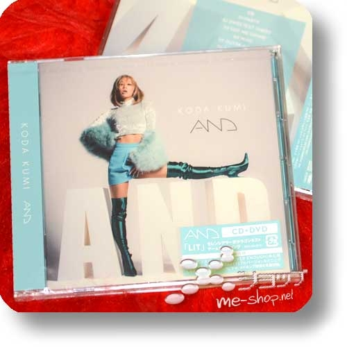 KUMI KODA - AND lim.CD+DVD-0