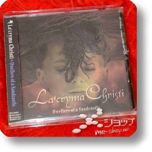LA'CRYMA CHRISTI - Dwellers of a Sandcastle (Re!cycle)-0
