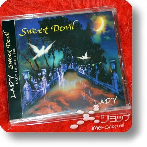 LADY - Sweet Devil (lim.2000 / orig.Donuts Records West 2001!) (Re!cycle)-0