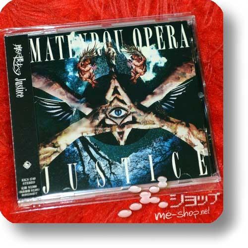 MATENROU OPERA - Justice (inkl.Bonustrack) (Re!cycle)-0