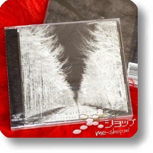 NOCTURNAL BLOODLUST - WHITEOUT (lim.CD+DVD)-0