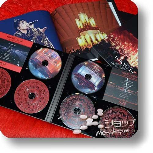 "BABYMETAL - LIVE AT TOKYO DOME (lim. ""THE ONE"" 6-Disc FC-Boxset 4CD+2Blu-ray+Photobook!) +Bonus-Bandana! (Re!cycle)-23851"