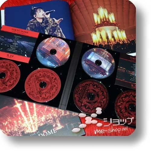 "BABYMETAL - LIVE AT TOKYO DOME (lim. ""THE ONE"" 6-Disc FC-Boxset 4CD+2Blu-ray+Photobook!) +Bonus-Bandana! (Re!cycle)-23852"
