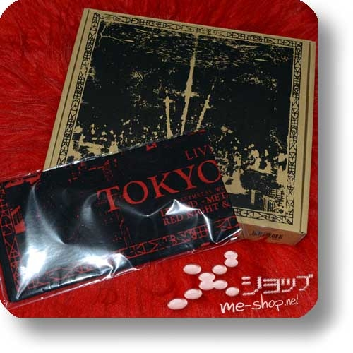 "BABYMETAL - LIVE AT TOKYO DOME (lim. ""THE ONE"" 6-Disc FC-Boxset 4CD+2Blu-ray+Photobook!) +Bonus-Bandana! (Re!cycle)-0"