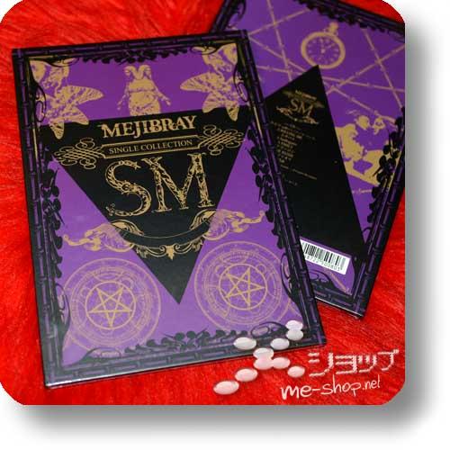 MEJIBRAY - SINGLE COLLECTION SM (lim.CD+DVD+Book) (Re!cycle)-0