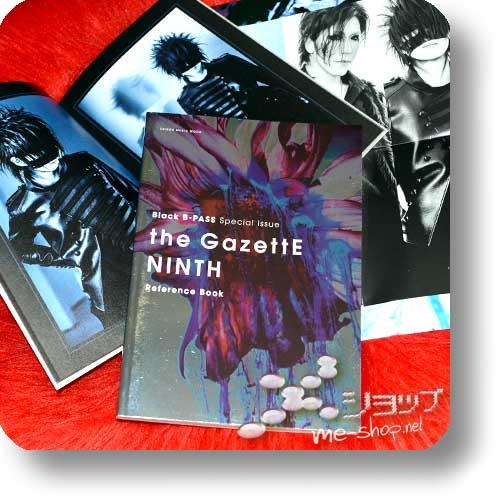 the GazettE NINTH Reference Book (BLACK B-PASS Special Issue)-0