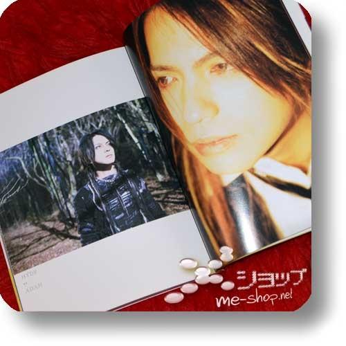 Kagen no tsuki LAST QUARTER - PHOTO MAKING BOOK (feat. HYDE) (Re!cycle)-24398