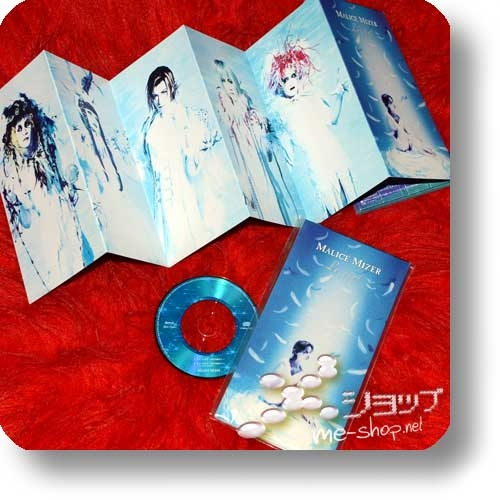 "MALICE MIZER - Le ciel ~kuuhaku no kanata e~ (lim.1.Press / 3""/8cm-Single-CD / Orig.1998!) (Re!cycle)-0"