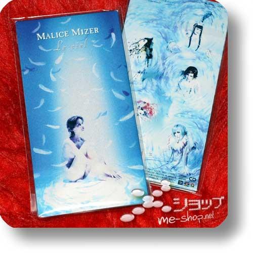 "MALICE MIZER - Le ciel ~kuuhaku no kanata e~ (lim.1.Press / 3""/8cm-Single-CD / Orig.1998!) (Re!cycle)-24596"