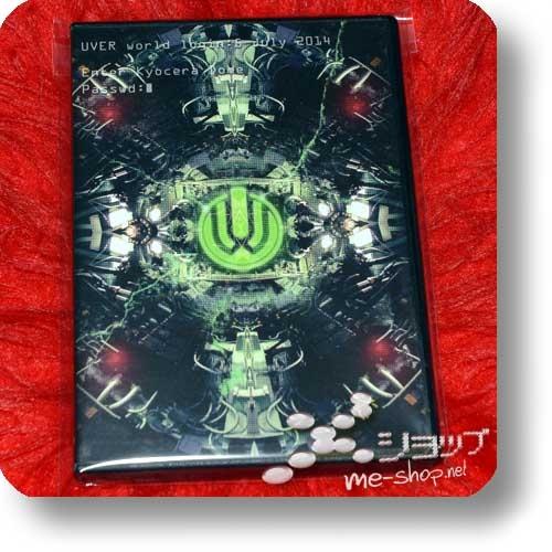 UVERworld - Live at Kyocera Dome Osaka 2014.07.05 (Blu-ray) (Re!cycle)-0