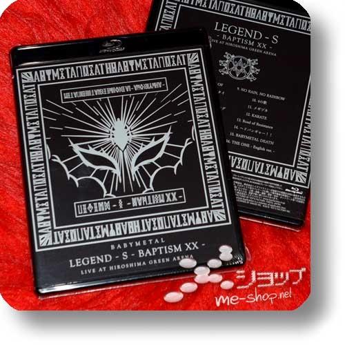BABYMETAL - LEGEND - S - BAPTISM XX - LIVE AT HIROSHIMA GREEN ARENA (Blu-ray)-0