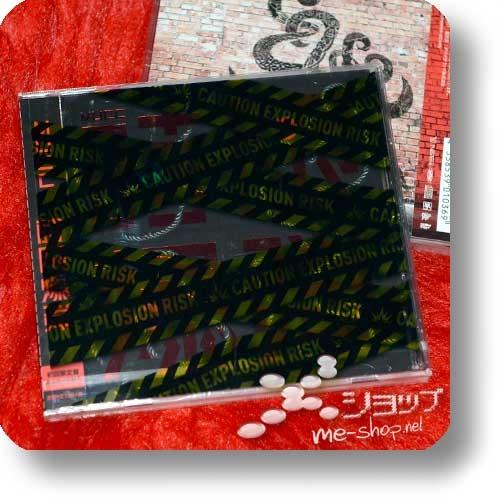 MUCC - Jigen bakudan (Limited Special Edition CD+M-Card)-0