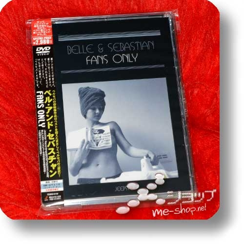BELLE & SEBASTIAN - Fans Only (DVD / Japan-Pressung) (Re!cycle)-0
