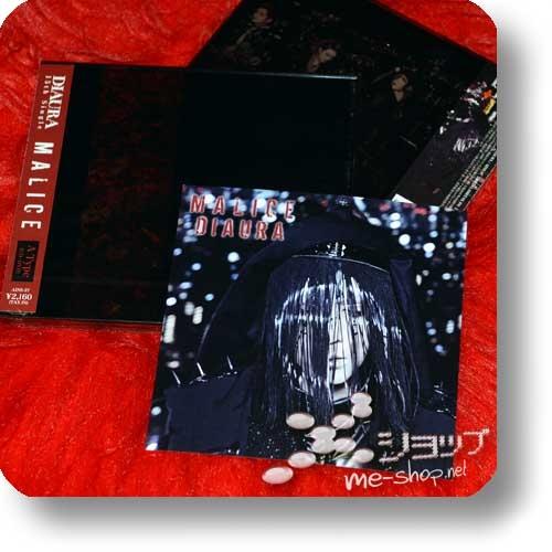 DIAURA - MALICE (lim.CD+DVD A-Type)+Bonus-Fotokarte!-0