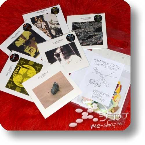 "DIN A TESTBILD - Programm 1/2/3/4/5+Abfall/Garbage+Programm 0 (5CD+7""+Bonus-CD-Package / 2018 Remastered)-0"