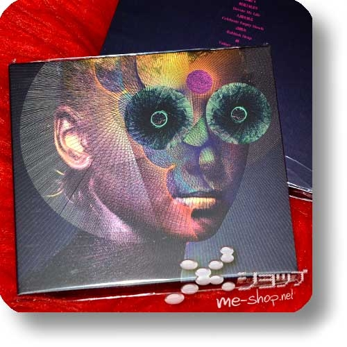 DIR EN GREY - THE INSULATED WORLD (lim.2CD) +Bonus-Fotopostkarte-25082
