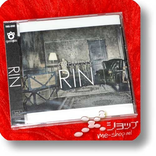 GREMLINS - RIN (lim.CD+DVD A-Type) (NIGHTMARE, AYABIE)-0