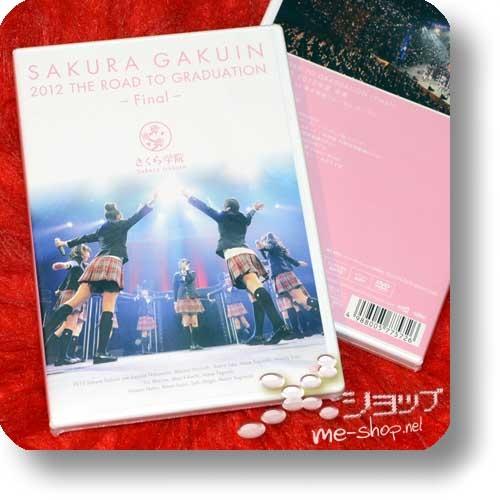 SAKURA GAKUIN - THE ROAD TO GRADUATION -Final- Sakura Gakuin 2012 Nendo Sotsugyo (BABYMETAL)-0