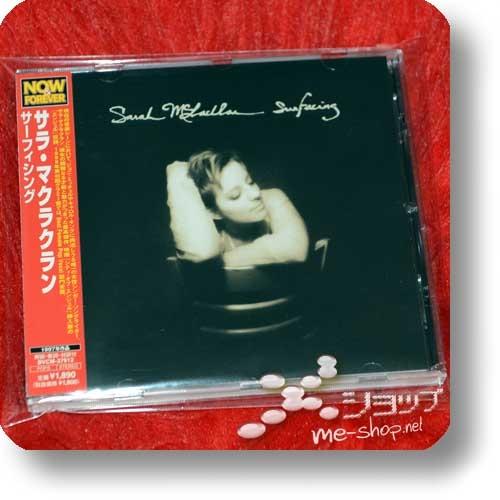 SARAH McLACHLAN - Surfacing (Japan-Pressung inkl. 2Bonustracks / Reissue 2007) (Re!cycle)-0