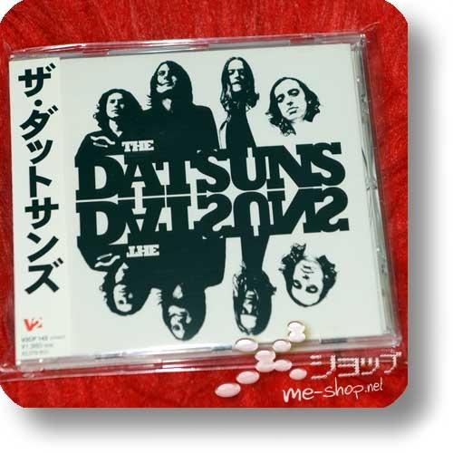 THE DATSUNS - The Datsuns (Japan-Pressung inkl.2 Bonustracks!) (Re!cycle)-0