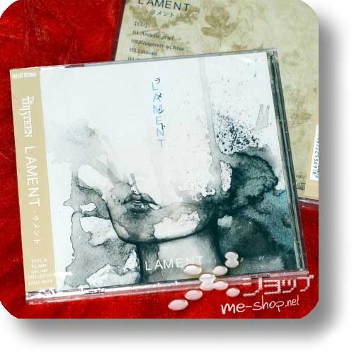THE THIRTEEN - LAMENT (LIM.CD+DVD B-Type) (TH13TEEN / Sadie)-0