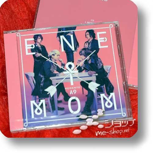 A9 - MEMENTO (lim.CD+DVD+Photobooklet A) +Bonus-Fotokarte! (Λ9 / Alice Nine)-0