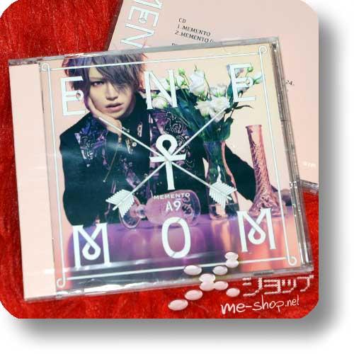 A9 - MEMENTO (lim.CD+DVD B) (Λ9 / Alice Nine)-0