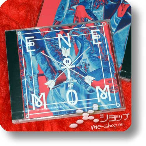 A9 - MEMENTO (inkl.2 Bonustracks!) (Λ9 / Alice Nine)-0