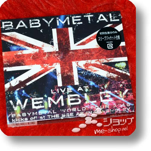 BABYMETAL - LIVE AT WEMBLEY (lim.1.Press) (Re!cycle)-0