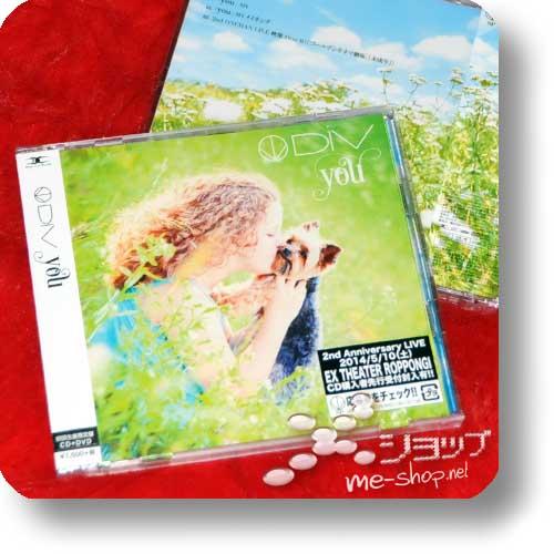 DIV - you (lim.CD+DVD) (Re!cycle)-0
