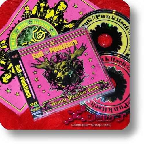 SuG - Pünkit$ch (Punkitsch) lim.CD+DVD (Re!cycle)-0