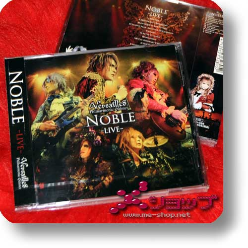 VERSAILLES - NOBLE -LIVE- (Re!cycle)-0