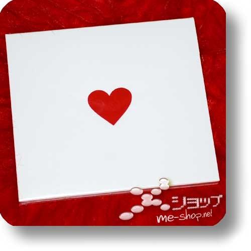 XAA XAA - Love letter (lim.CD+DVD)-0