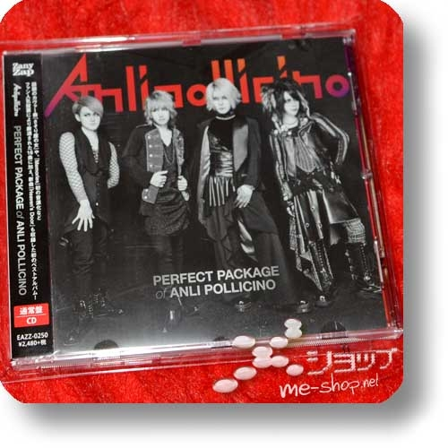 ANLI POLLICINO - Perfect Package of Anli Pollicino (Re!cycle)-0