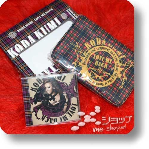 KUMI KODA - Love Me Back (lim. mumo FC/MO-Boxset CD+Orig.Pouch Bag) (Re!cycle)-0