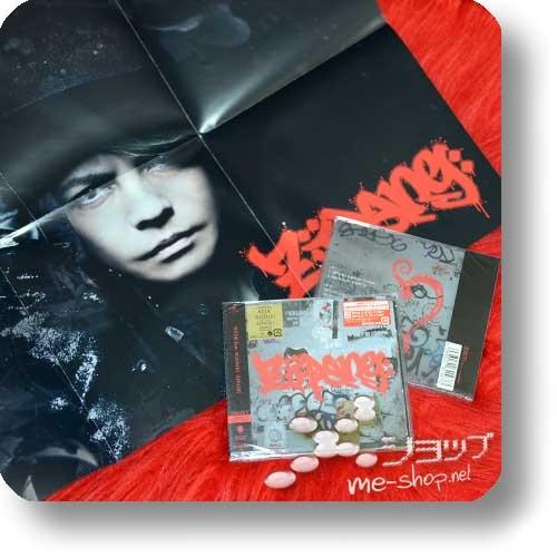 HYDE feat. YOSHIKI - ZIPANG (lim.CD+DVD) +Bonus-Promoposter!-26127