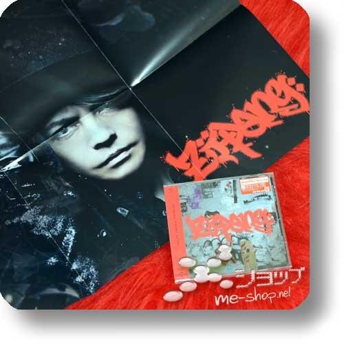 HYDE feat. YOSHIKI - ZIPANG +Bonus-Promoposter!-0
