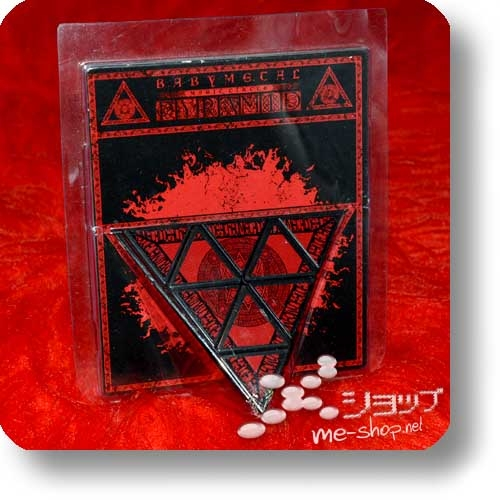 BABYMETAL - MAGIC CIRCLE PYRAMID (2015 original FC/Tour-Merchandise! (Re!cycle)-0